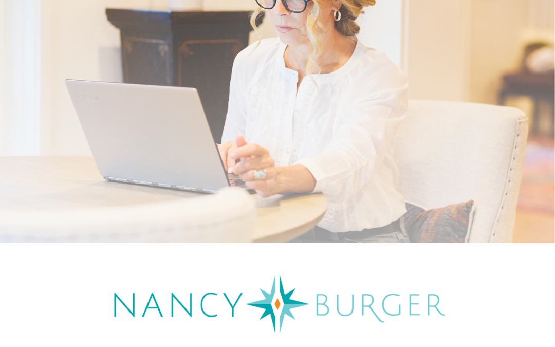 Nancy Burger, author, speaker, strategist and founder of The Fear Finding Project